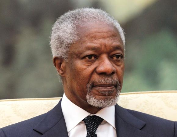 Kofi Annan ICC
